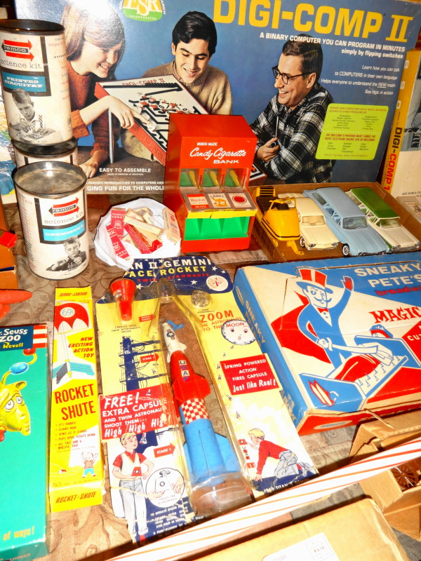 Vintage Toys For Sale 1950's 1960's 1970's