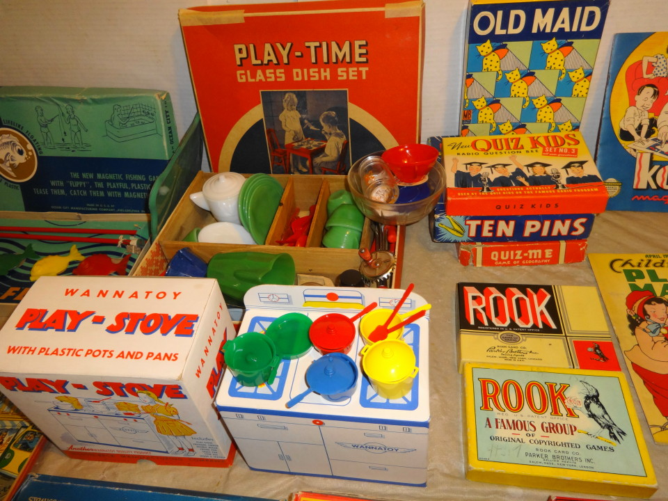 Vintate 1950s 1960s 1970s Toys For Sale