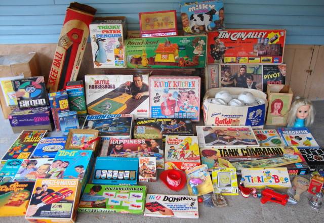 Vintage Toys!!