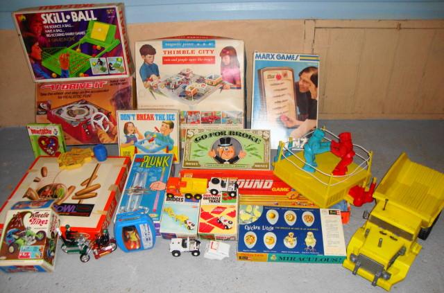 Estate Toys!