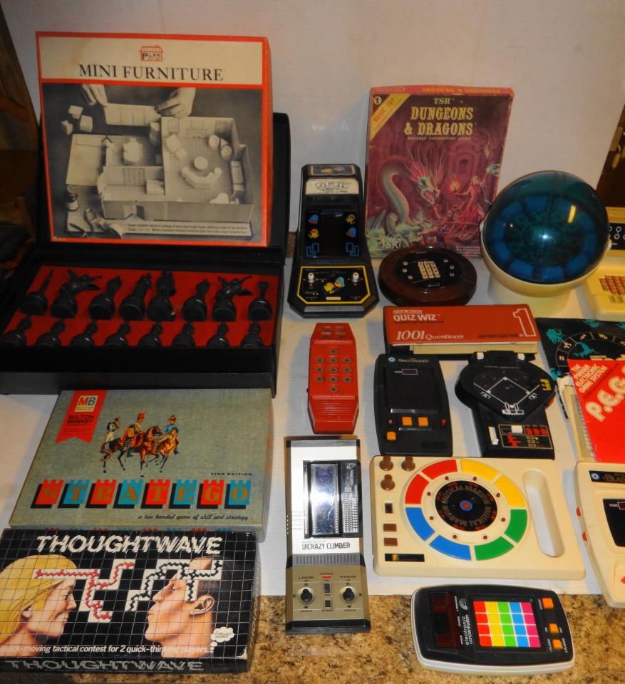 Vintage Toys For Sale