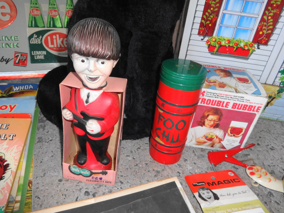 Vintage 1950s 1960s 1970s Toys For Sale