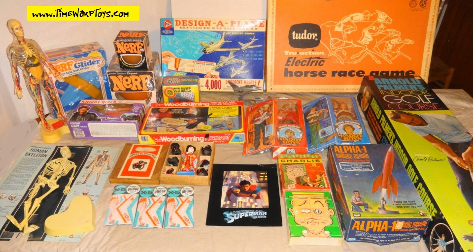 Vintage Toys For Sale 1950s 1960s 1970s