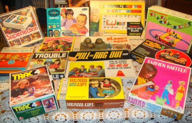 Recent Vintage Toy Finds!