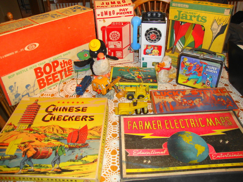 Auction Finds - Vintage Toys