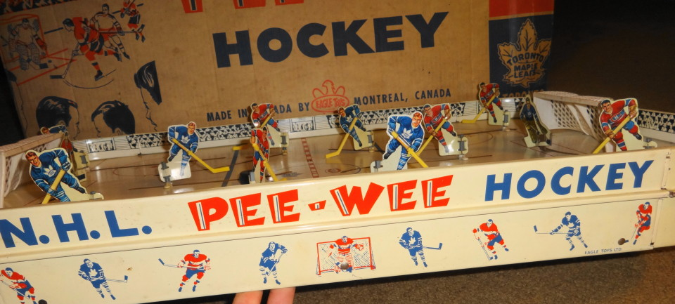 NHL Pee Wee Hockey 1960s