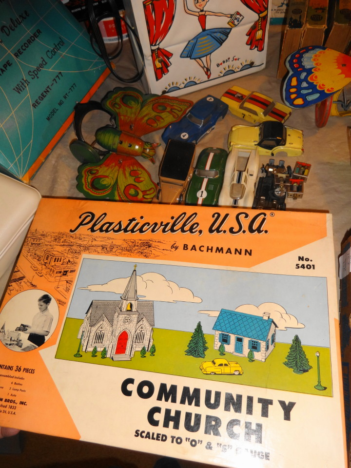 Vintage 1950s 1960s 1970 Toys for Sale