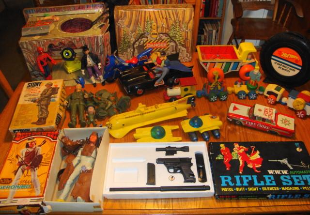 Estate Toys