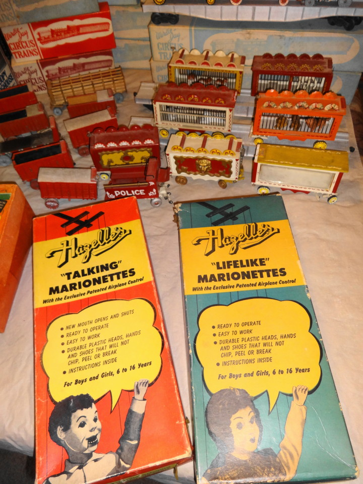 Vintage Toys & Games Collectibles for sale