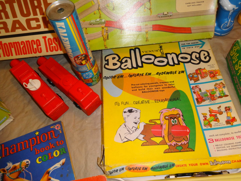 1950s 1960s 1970s Vintage Toys For Sale