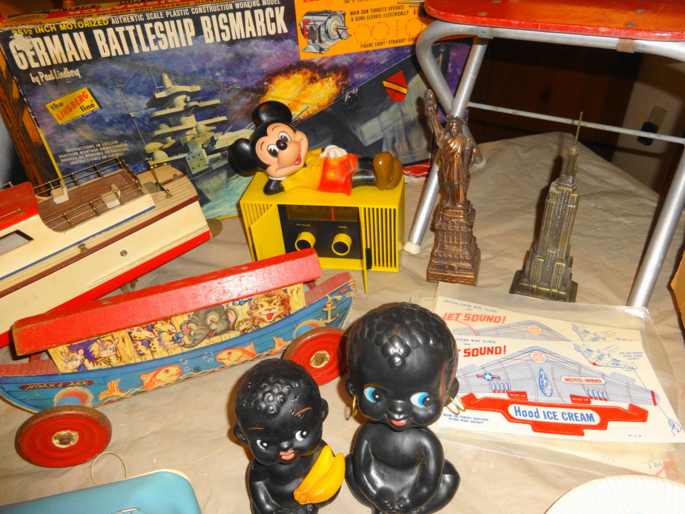 Vintage 1950s 1960s 1970s Toys & Collectibles