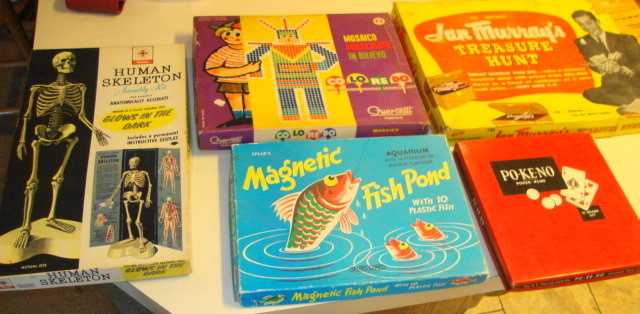 More 1950s 1960s 1970s Toys & Games for sale!