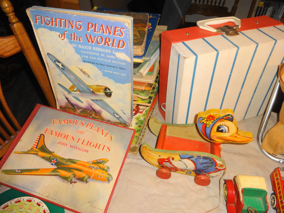 Vintage Toys For Sale - 1950s 1960s 1970s