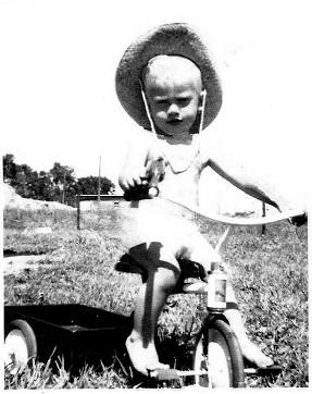 1953 Hettrick Pedal Wagon