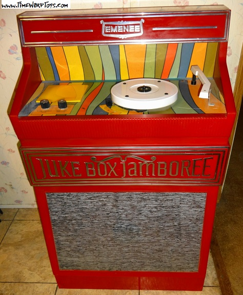 1960s Juke Box Jamboree by Emenee