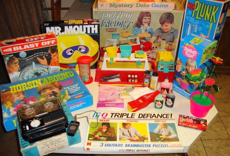 Vintage Toys Finds 2/24/13