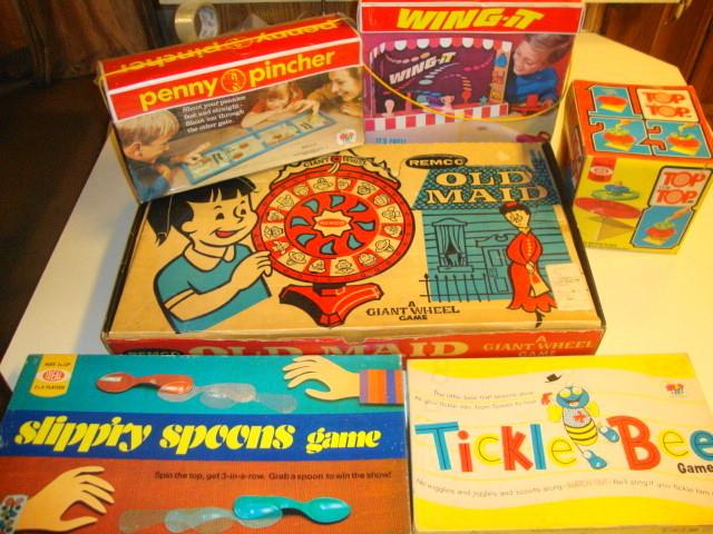 Cool Vintage Games!
