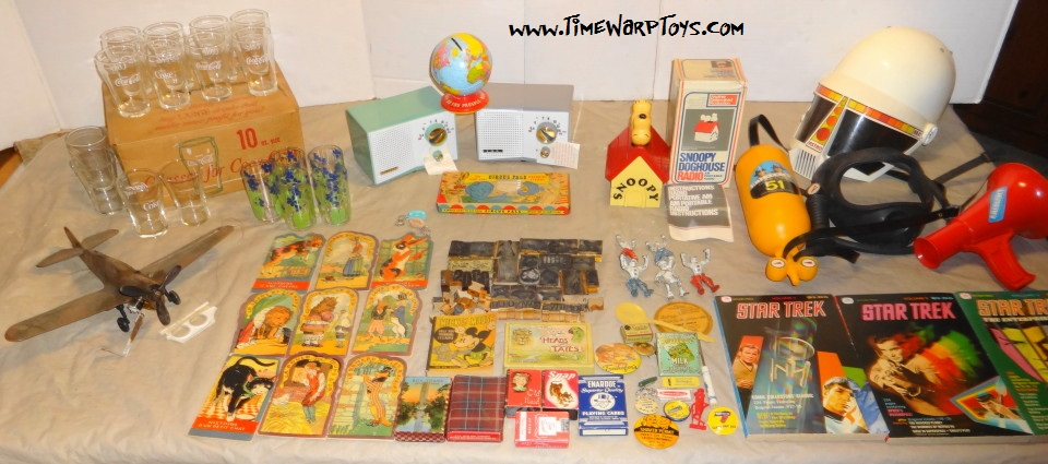 Vintage Toys & Games for Sale!