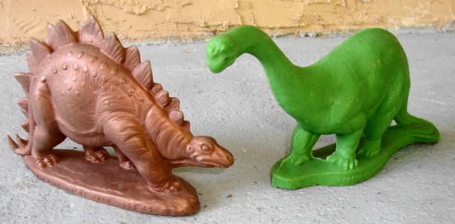 1964 NY Worlds Fair Sinclair Dinosaurs