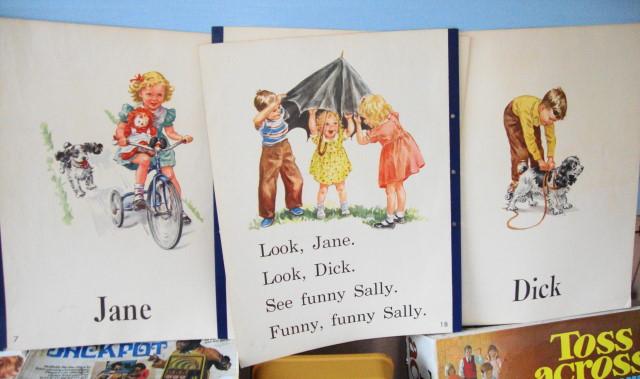 Dick & Jane Posters!!