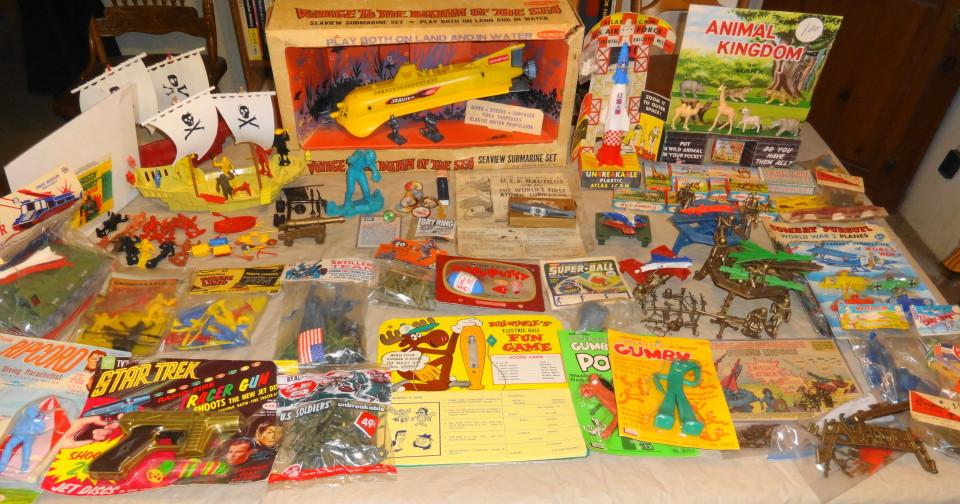 Vintage Toys For Sale!