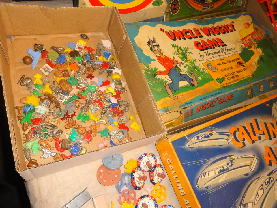 Vintage 1950s & 1960s Toys For Sale