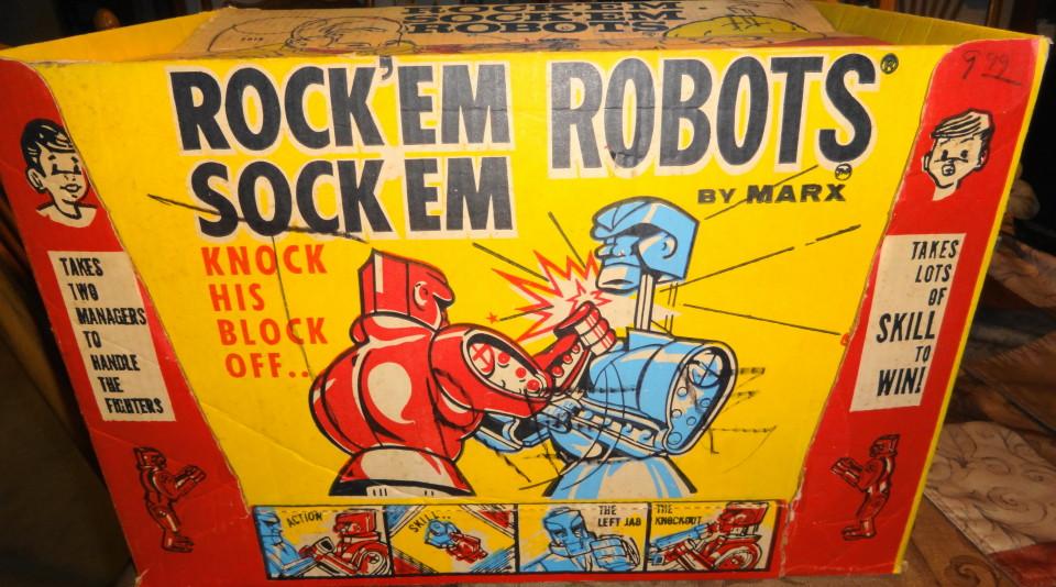 Vintage Toys & Games For Sale.