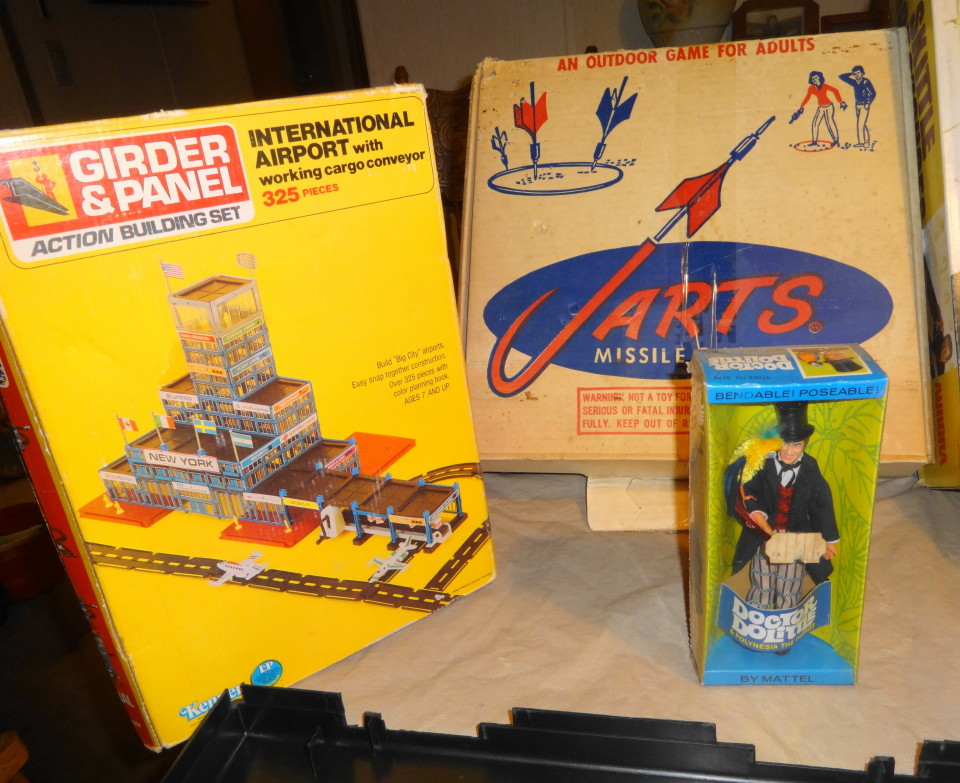 Vintage 1960s 1970s Toys for Sale