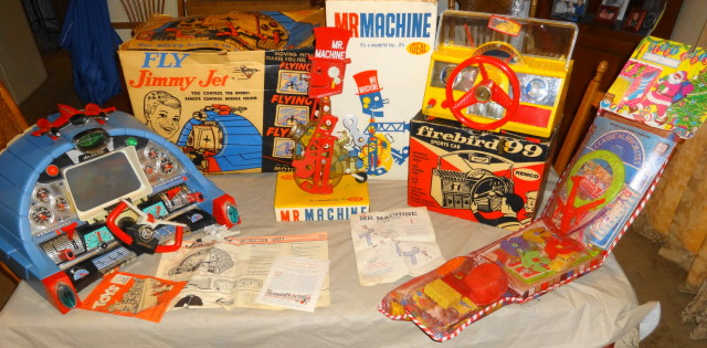 Vintage Toys For Sale 1950s 1960s