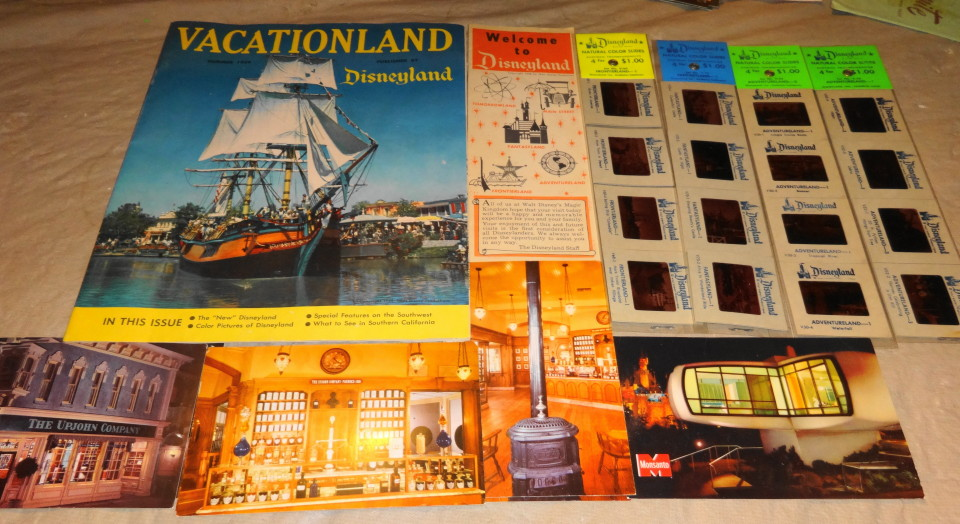 1959 Disneyland Lot