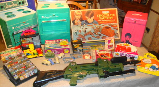 cool Vintage Toy Finds!
