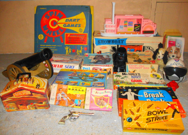 Estate Auction Items I won!