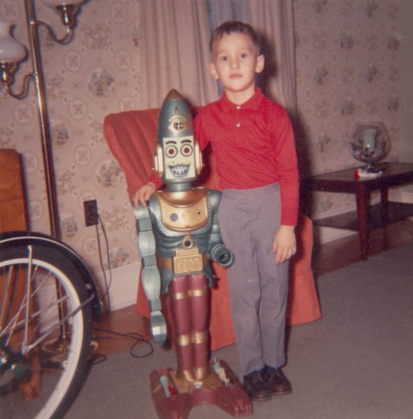 1963 Big Lou Robot by Marx