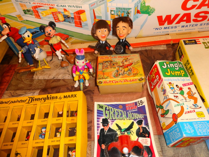 Vintage Old Toys 1950s 1960s 1970s Buy and Sell