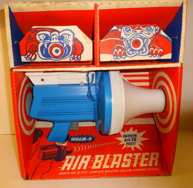 1960s Air Blaster Gun by Wham-O