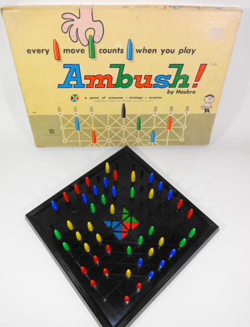 Ambush Game by Hasbro