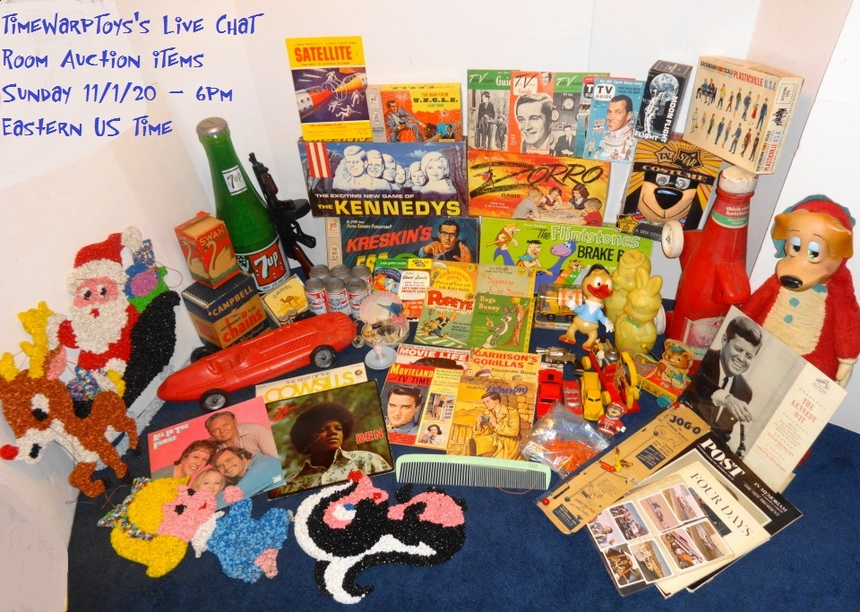 Live Chat Room Auction Photos