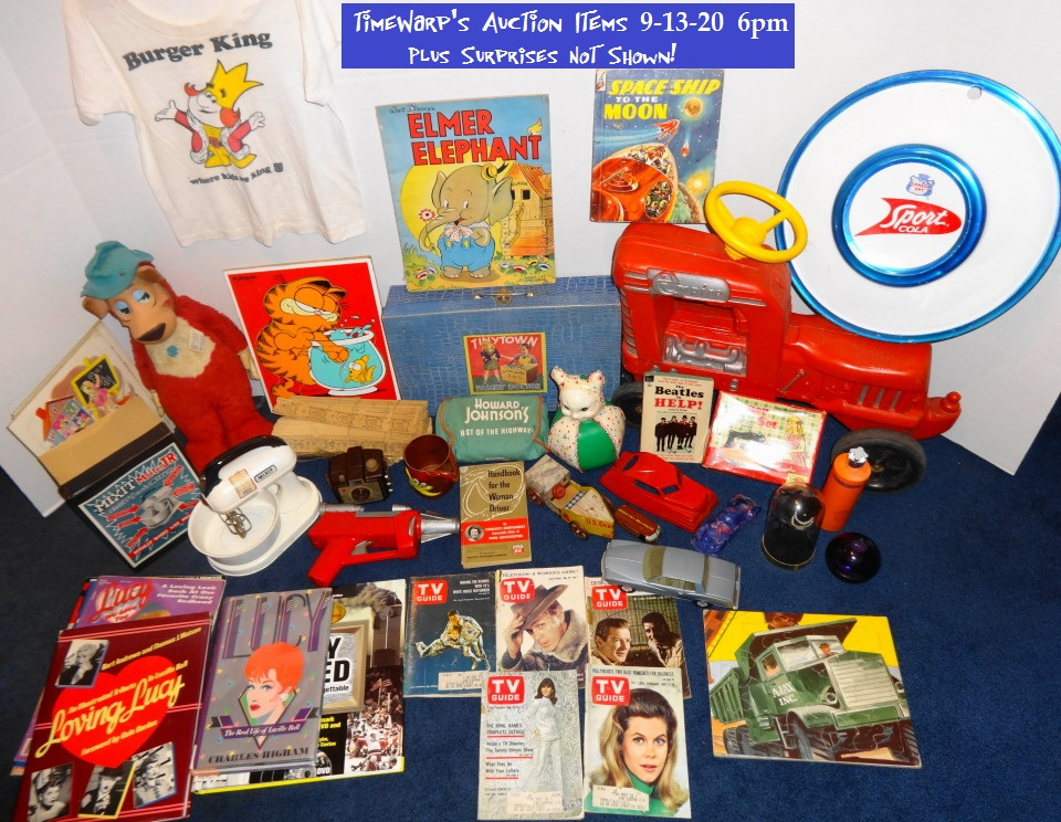 Live Online Chat Room Auctions!