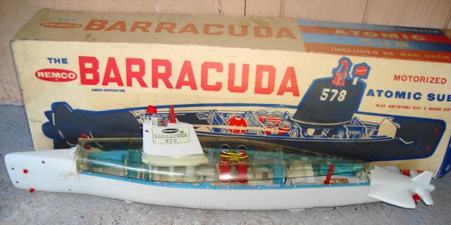 1962 Barracuda Sub