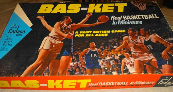 1960 BASKET Game