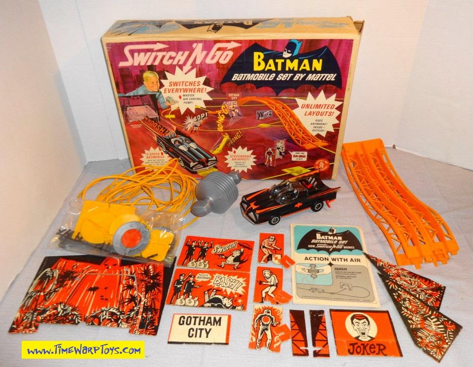 1966 Batman Switch 'N Go