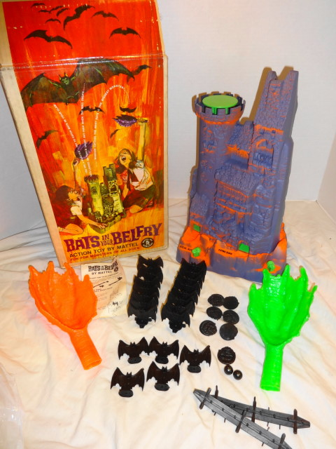 Vintage Toys Photo Gallery of Sold Items - 1950's, 1960's, 1970's