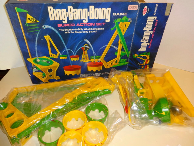 1972 Bing Bang Boing MINT>COMPLETE