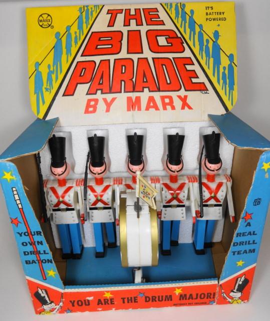 The Big Parade Marx 1963
