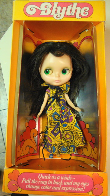 1972 Blythe Doll by Kenner