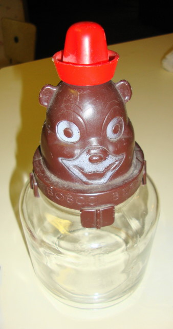 1950s Bosco Bear Bank