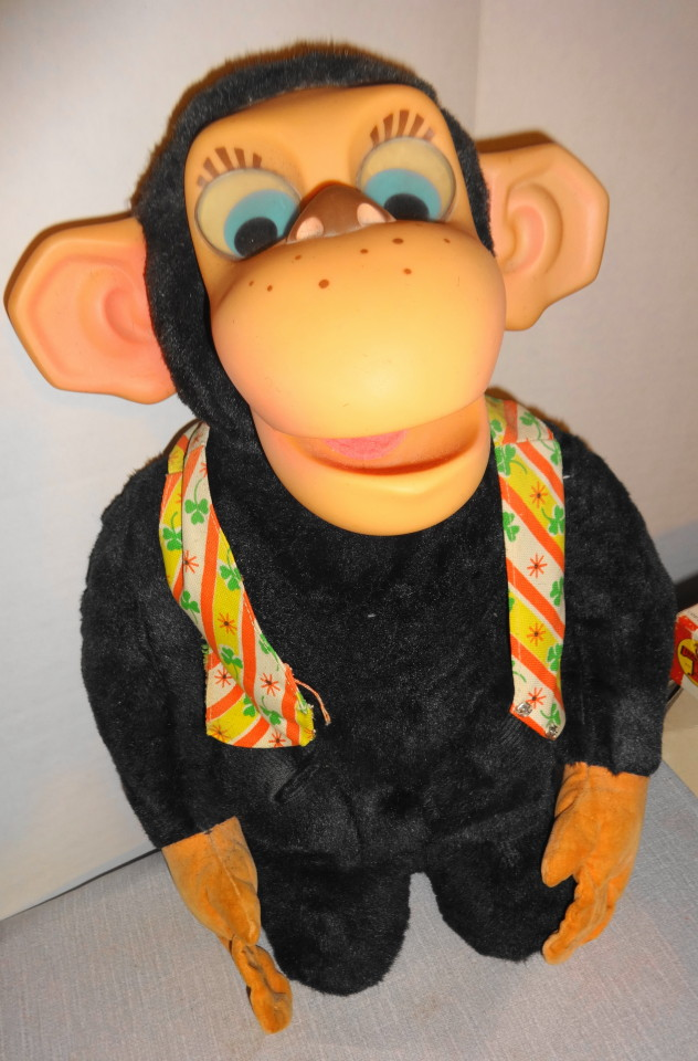 Chester O'Chimp by Mattel