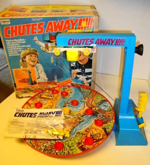 1978 Chutes Away by Gabriel