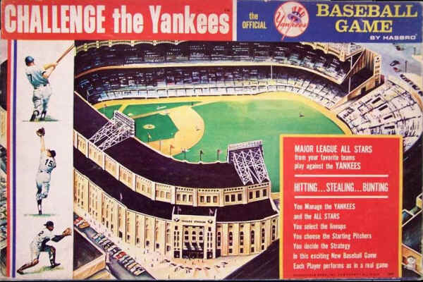 1964 Challenge The Yankees Game. WOWEE!