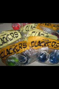 Solid Clackers